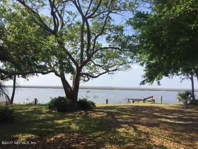 Nassau County Single Family Home For Sale: 95031 Nassau River Rd
