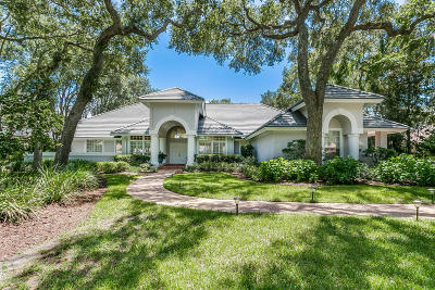 The Plantation At Pv Single Family Home For Sale: 237 Plantation Cir S