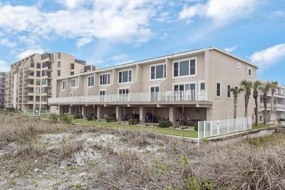 Jacksonville Beach Townhouse For Sale: 2004 Ocean Front South