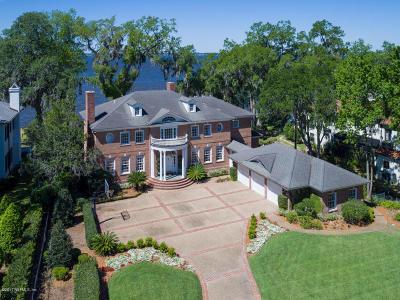 Jacksonville Single Family Home For Sale: 2300 River Rd