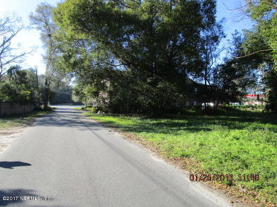 Jacksonville Residential Lots & Land For Sale: 5223 Daniell Ter