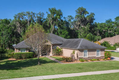 Duval County Single Family Home For Sale: 2833 Egret Walk Ter N