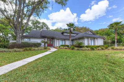 Orange Park Single Family Home For Sale: 595 Dunrobin Dr