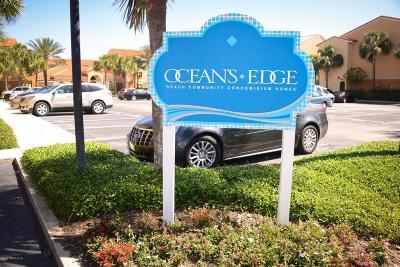 Jacksonville Beach Condo For Sale: 204 Laguna Villas Blvd #A22