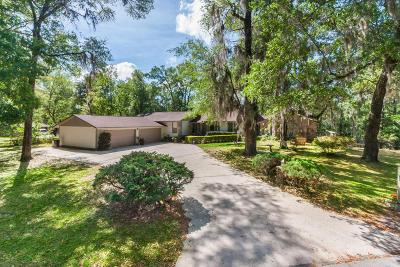 Middleburg Single Family Home For Sale: 4131 Buddingtons Landing Ct