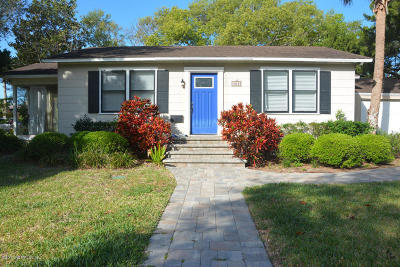 St Augustine Single Family Home For Sale: 402 Zorayda Ave