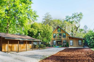 Clay County Single Family Home For Sale: 2023 Cornell Rd