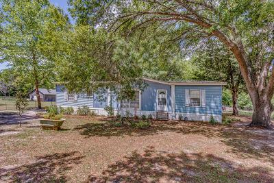 Glen St. Mary Single Family Home For Sale: 10854 Westside Loop