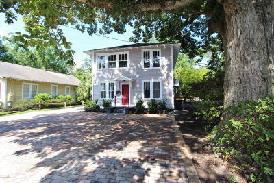 Jacksonville Single Family Home For Sale: 1617 Thacker Ave