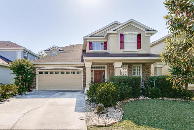 Green Cove Springs Single Family Home For Sale: 3355 Turkey Creek Dr