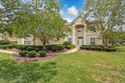 Julington Creek, Julington Creek Plan Single Family Home For Sale: 312 South Checkerberry Way