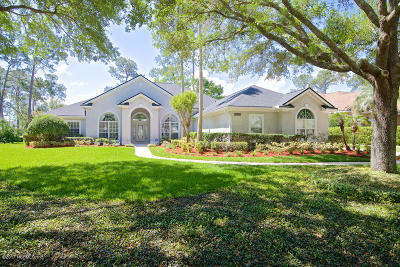 Jacksonville Single Family Home For Sale: 13124 Wexford Hollow Rd North