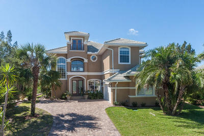 St Augustine Single Family Home For Sale: 121 Oyster Catcher Cir