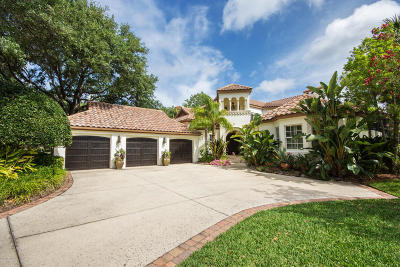 Ponte Vedra Beach Single Family Home For Sale: 24586 Harbour View Dr