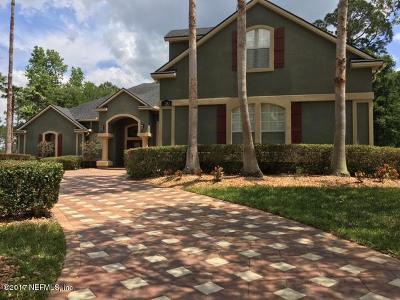 Jacksonville Single Family Home For Sale: 8263 Ashworth Ct