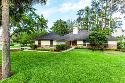 Ponte Vedra Beach Single Family Home For Sale: 4351 Blue Heron Dr