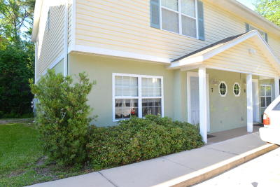 St. Johns County Condo For Sale: 1590 Masters Dr #7