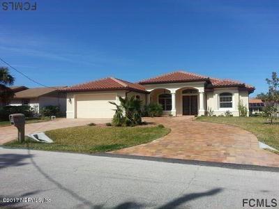 Palm Coast Single Family Home For Sale: 51 Collingwood Ln