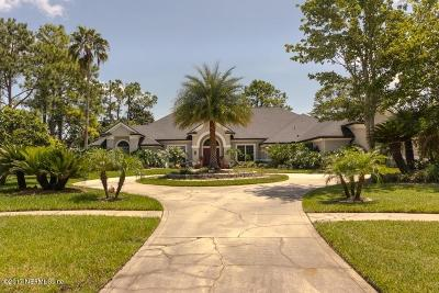 Jacksonville Single Family Home For Sale: 8217 Hampton Lake Ln
