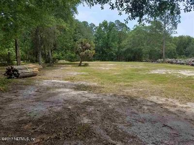 St Augustine Residential Lots & Land For Sale: 1371 Kings Estate Rd