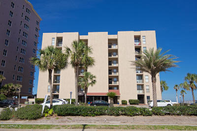 Jacksonville Beach Condo For Sale: 275 1st St South #601