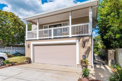 Atlantic Beach Single Family Home For Sale: 1841 Ocean Grove Dr