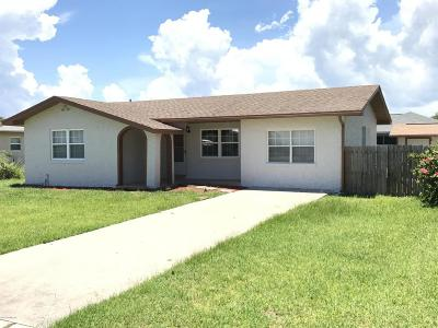 Single Family Home For Sale: 5 Hawaiian Blvd