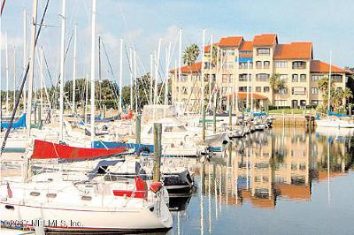 St Augustine Condo For Sale: 3103 Harbor Dr
