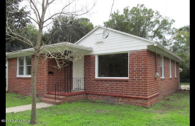 Single Family Home For Sale: 1308 Ingleside Ave