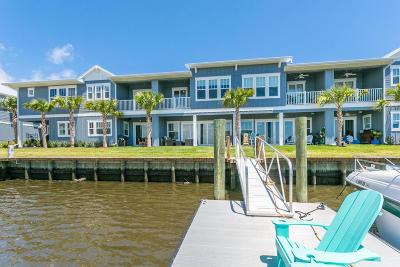 Jacksonville Beach Townhouse For Sale: 2540 Beach Blvd #22