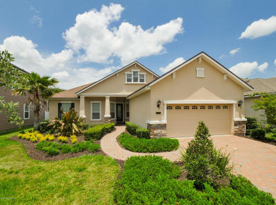 Coastal Oaks, Coastal Oaks At Nocatee, Kelly Pointe, Nocatee, Del Webb Ponte Vedra, The Palms, Addison Park, Twenty Mile Village, Siena, Lakeside, Greenleaf Lakes, Greenleaf Village, The Pointe, Villas At Nocatee, Austin Park, Willowcove, Tidewater Single Family Home For Sale: 121 Amherst Pl