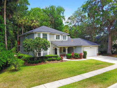 Ponte Vedra Beach Single Family Home For Sale: 728 Mill Stream Rd