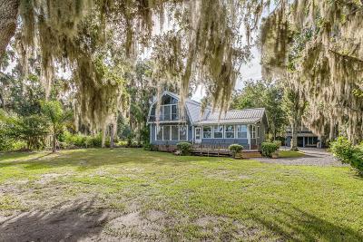 St Augustine Single Family Home For Sale: 8280 Kindred Spirit Ln
