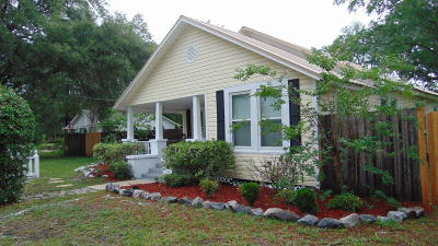 Macclenny Single Family Home For Sale: 237 4th St N