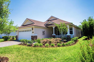 St Augustine Single Family Home For Sale: 833 Copperhead Cir