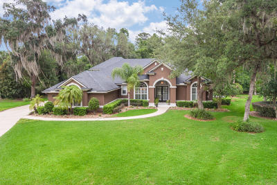 Bartram Plantation Single Family Home For Sale: 301 Summerset Dr