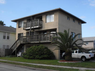 Jacksonville Beach Townhouse For Sale: 1202 1st St South