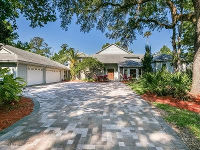 Ponte Vedra Beach Single Family Home For Sale: 12616 Marsh Creek Dr