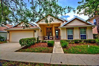 Palm Coast Single Family Home For Sale: 9 Hidden Lake Way