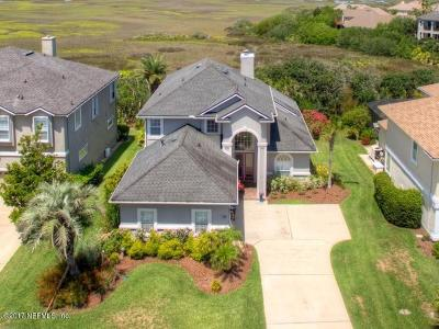 Ponte Vedra Beach Single Family Home For Sale: 1339 Turtle Dunes Ct