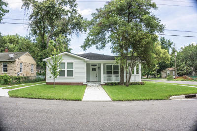 Duval County Single Family Home For Sale: 721 Ralph St