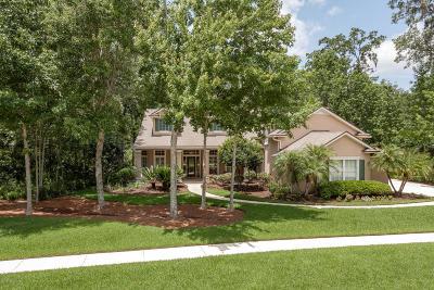 Fleming Island Single Family Home For Sale: 1812 Wind Ridge Ct