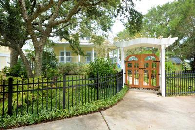 Jacksonville Single Family Home For Sale: 15811 Shellcracker Rd