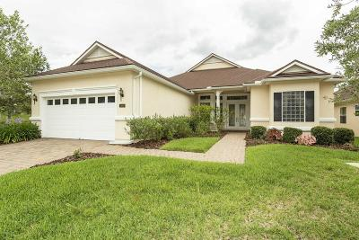 St Augustine Single Family Home For Sale: 1160 Inverness Dr