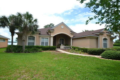 Jacksonville Single Family Home For Sale: 4911 Toproyal Ln