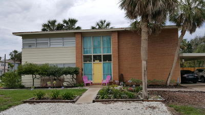 Neptune Beach Single Family Home For Sale: 801-803 2nd St