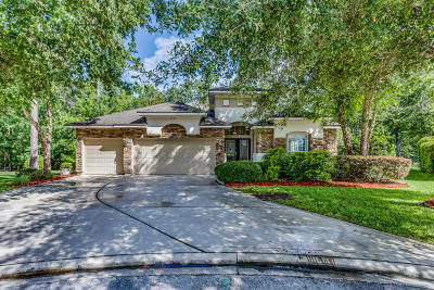 Fleming Island Single Family Home For Sale: 2420 Green Glade Ct