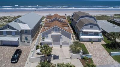 Jacksonville Beach Single Family Home For Sale: 3475 Ocean Dr S