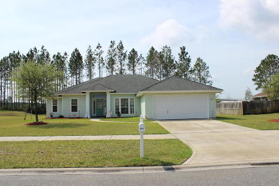 Middleburg Single Family Home For Sale: 2855 Longleaf Ranch Cir