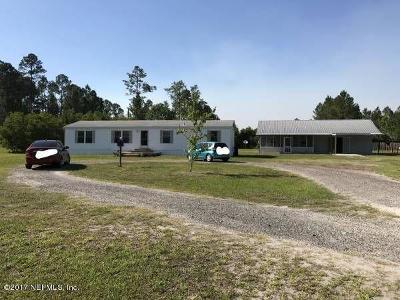Middleburg Single Family Home For Sale: 4942 Alligator Blvd